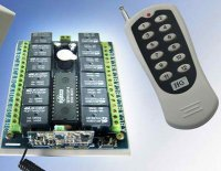 12 channel remote control
