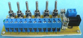 6 toggle Switching Junction