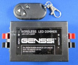 Wireless LED Dimmer