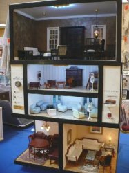 Display boxes & Dioramas