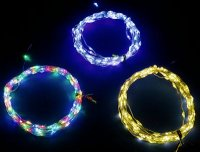 LED Fairy Lights - Multi Colored