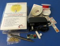 Intermediate Dollhouse Wiring Kit