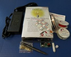 Large Dollhouse Wiring Kit