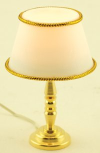Table Lamp Gold Base