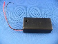 9 volt battery box w/ cover
