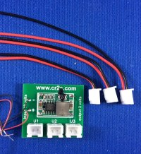 Voltage Regulator set to 3 volts